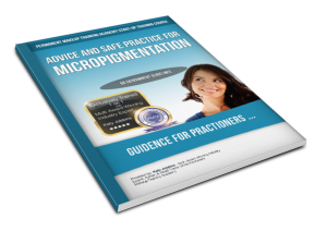 Government Micropigmentation Guidelines