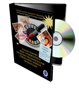 Permanent Makeup Colour Theory DVD