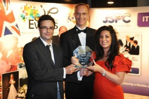 Permanent Makeup Training Academy Wins Innovation in Business Award 2012