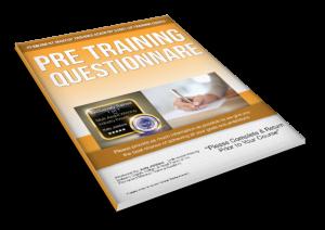 Pre Course Questionnaire