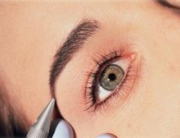 permanent eyebrow tattoo - Train in Permanent Makeup With Katy Jobbins