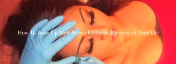 permanentmakeup-eyebrow-demostration
