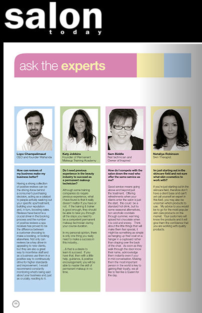 Ask the expert panel 8th edition