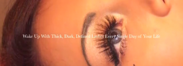 How-to-do-permanent-eyeliner video demonstration