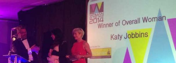 Sussex Woman of the Year 2014 blog post