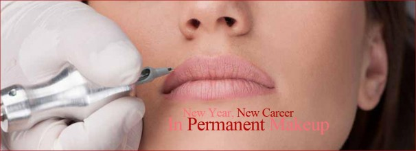 2015 New Year New Career in Permanent Makeup