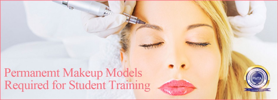 Permanent Makeup Student Models Required