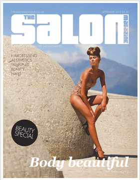 The Salon Magazine Front Cover