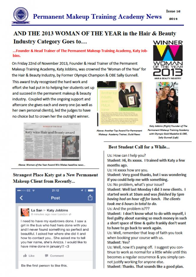 Newsletter issue-16-front-page