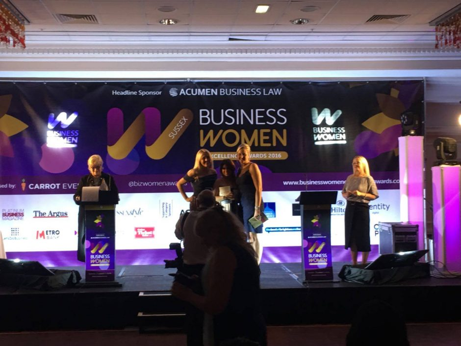 katy-on-stage-at-business-women-awards