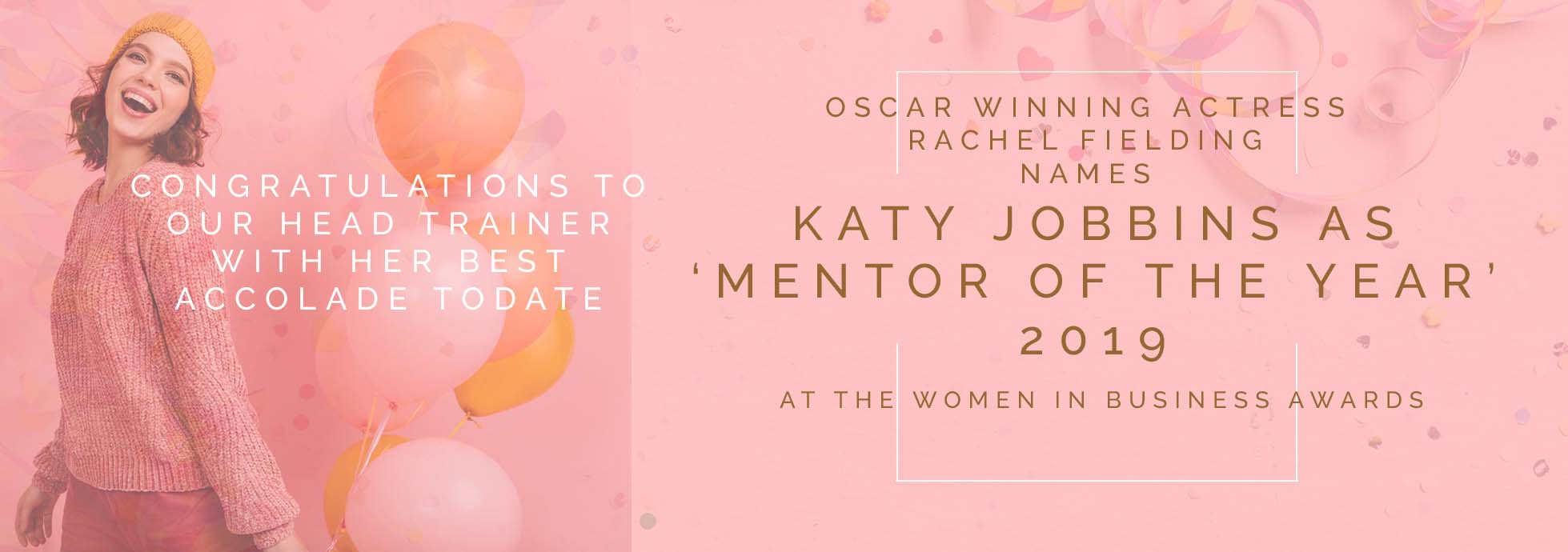 Katy Jobbins named Mentor of the Year for Permanent Makeup Training