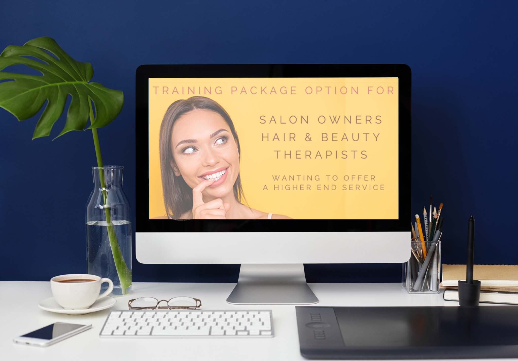 Download Training Package Options for Salon Owners & Beauty Therapists