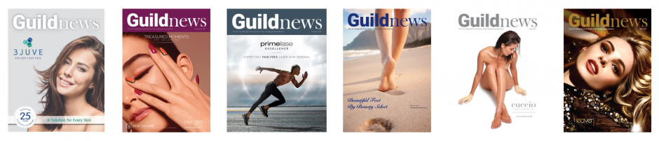 GuildNews Edition Covers