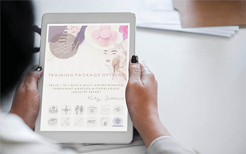 Download the Latest Startup Permanent Makeup Training Package Options